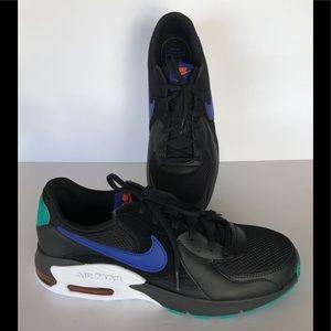 Nike Men's Valor Max 90 Blue/Teal/Black Sneaker 10